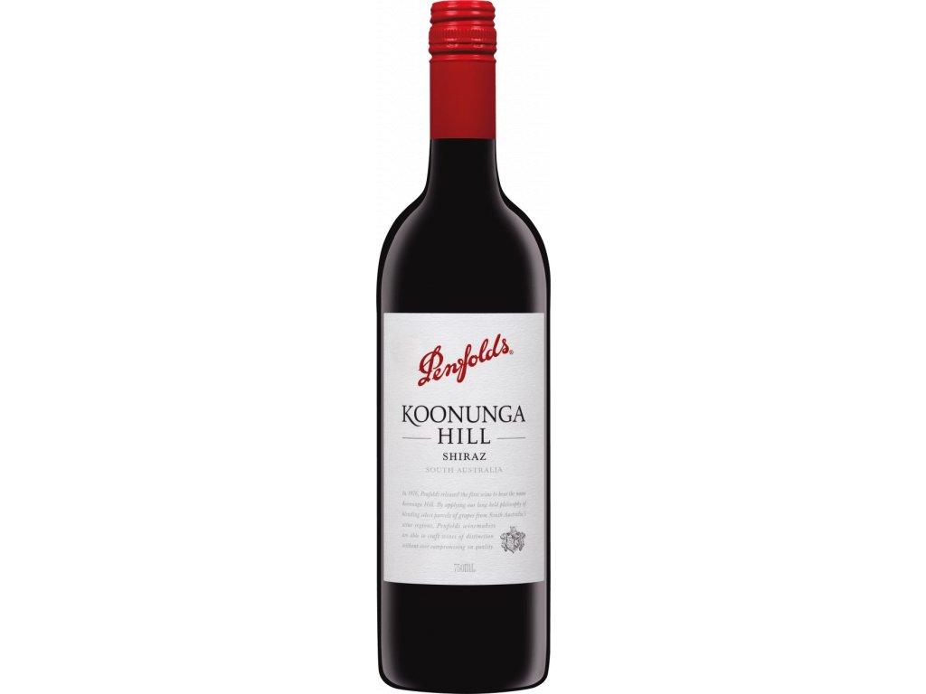Koonunga Hill Shiraz - suché Penfolds 0,75l