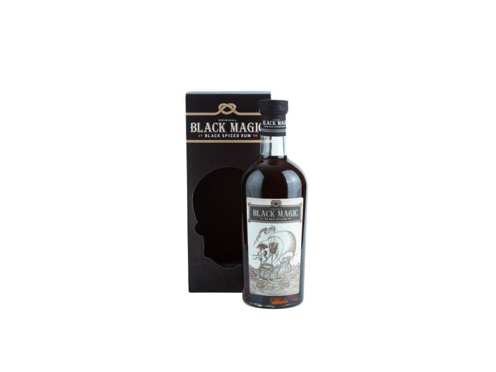 Black Magic Rum