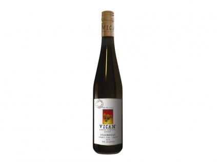 Chardonnay PS, suché 2017 Vican