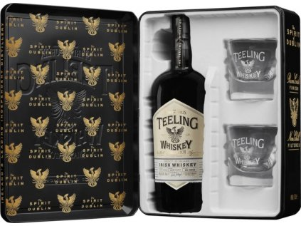 spirits teeling small batch glass pack 70cl 14395044921422 x500