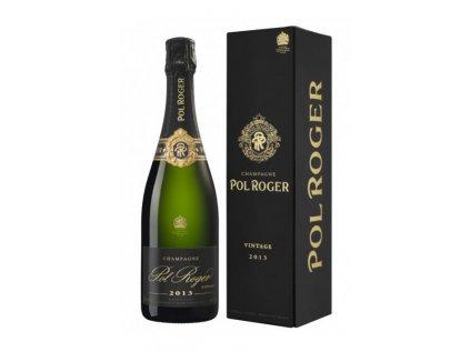pol roger brut vintage 2013 champagne