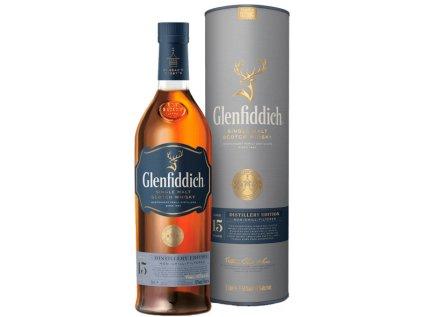 Glenfiddich 15y Distillery edition 1l GB