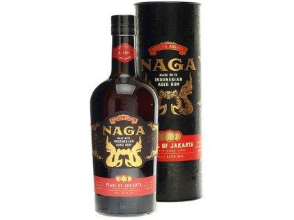Naga Rum Pearl of Jakarta 0,7l GB