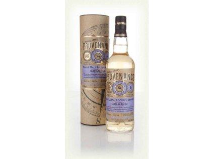 glen garioch 6 year old 2010 cask 11083 provenance douglas laing whisky