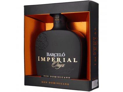 Ron Barceló Imperial Onyx 38% 0,7 l (kazeta)