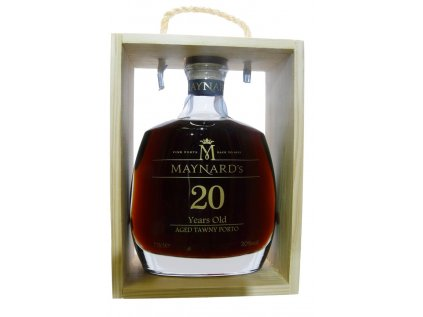 20 let stare vino maynard s decanter 0 75l s krabickou 2