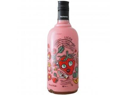 růžová tequila