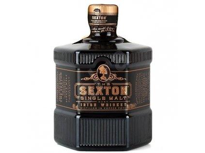 Sexton Single Malt Whiskey 0,7l