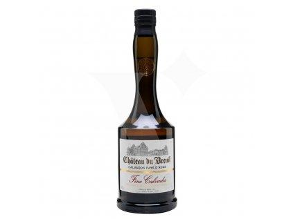 vychutnavej cz calvados chateau du breuil fine