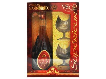cognac maxime trijol vsop c copos