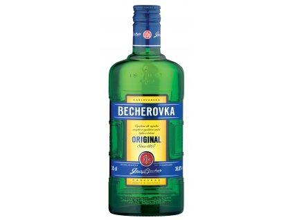 Becherovka 0,35l 38% vol.