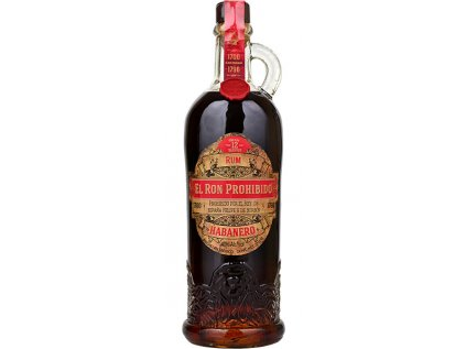 el ron prohibido habanero solera 12 rum