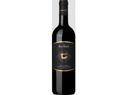 La braccesca vino nobile