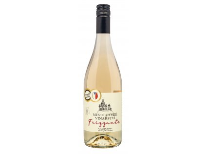 Chardonnay FRIZZANTE č.š. CHA1 20F