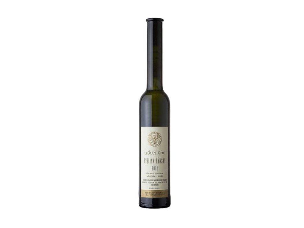 Ryzlink Rýnský 2015 ledové víno sladké 0,2l