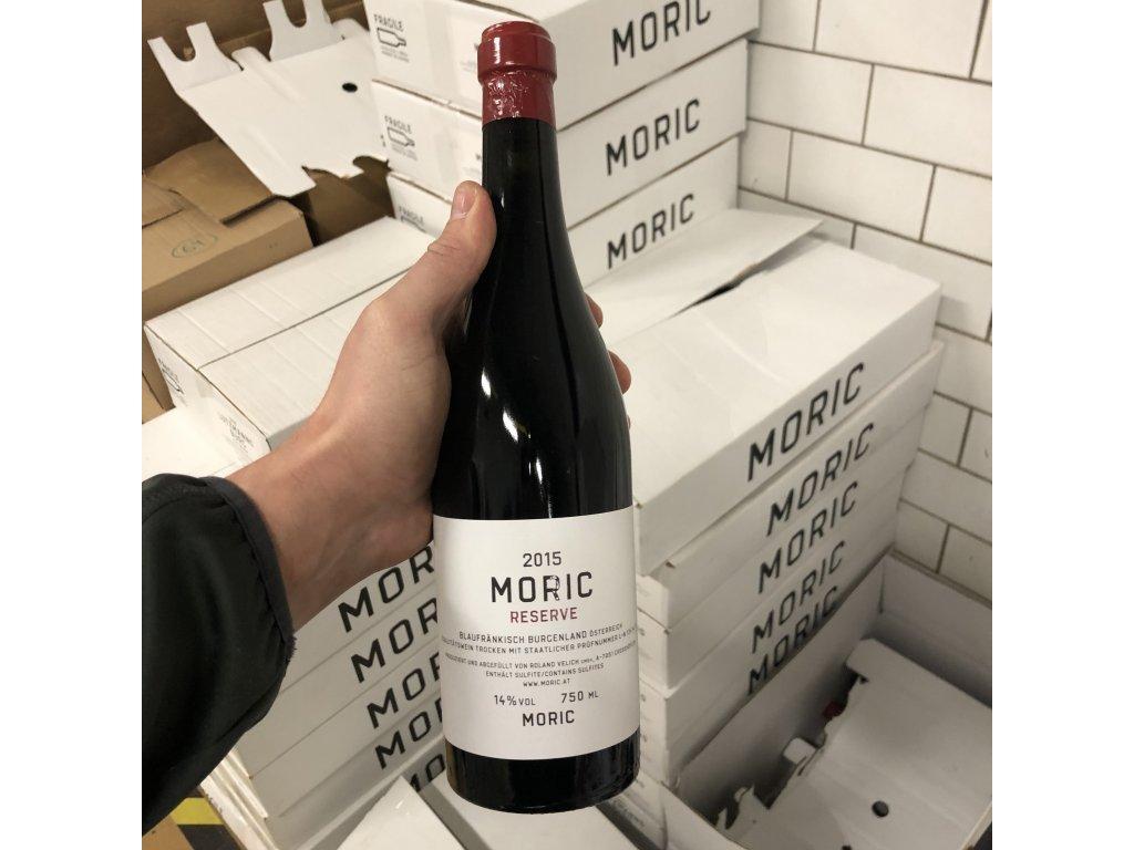 Moric - Blaufrankisch Reserve Magnum 1,5l