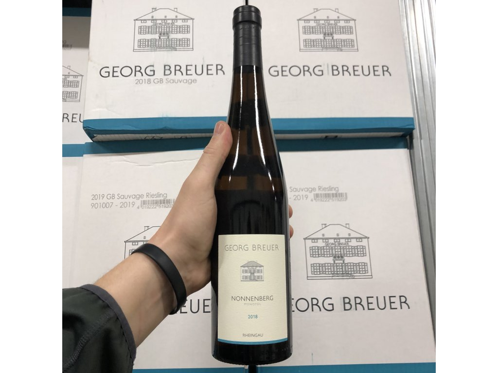 Georg Breuer - Riesling Nonnenberg 2018