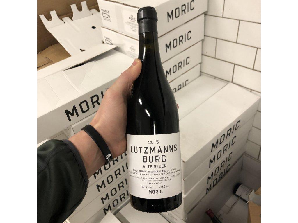 Moric - Blaufrankisch Lutzmannsburg Alte Reben