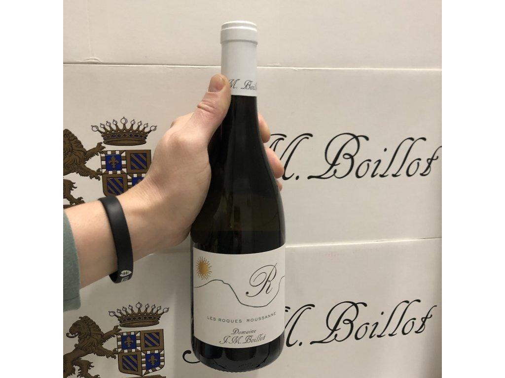 Jean Marc Boillot - Roussane Vins de Pay d´OC Blanc
