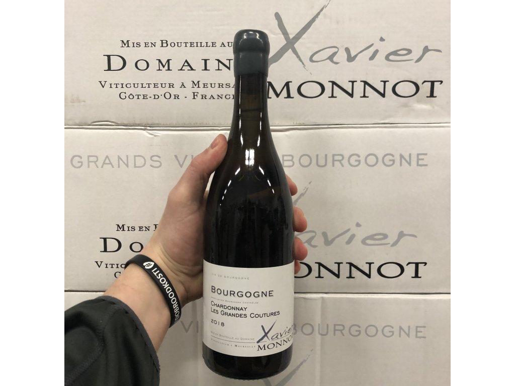Xavier Monnot - Chardonnay Bourgogne