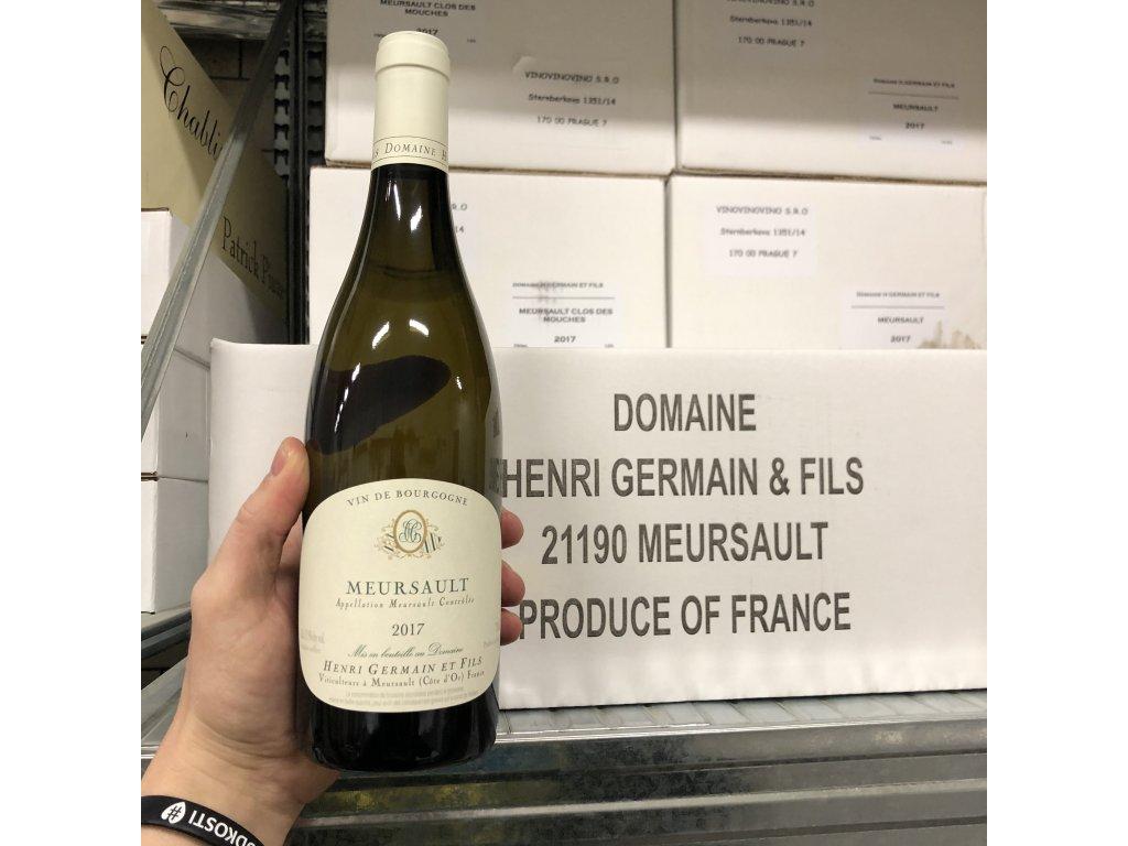 Henri Germain - Meursault blanc