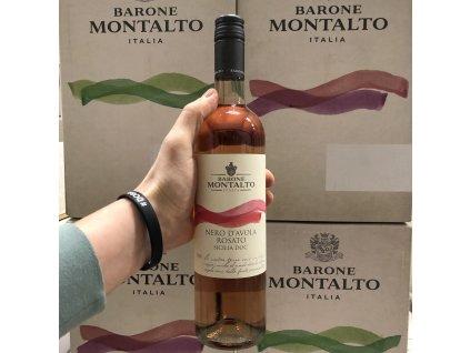 Barone Montalto - Nero d´Avola Rosato DOP