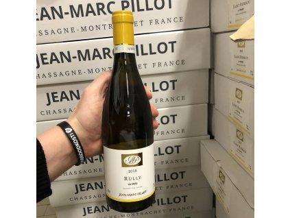 "Jean Marc Pillot - Rully blanc ""La Crée"""