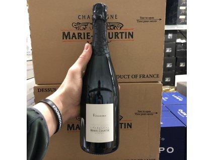 Marie Courtin - Cuvée Resonance Extra brut de Pinot Noir