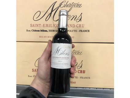 Chateau Milens - Saint Emillion Grand Cru