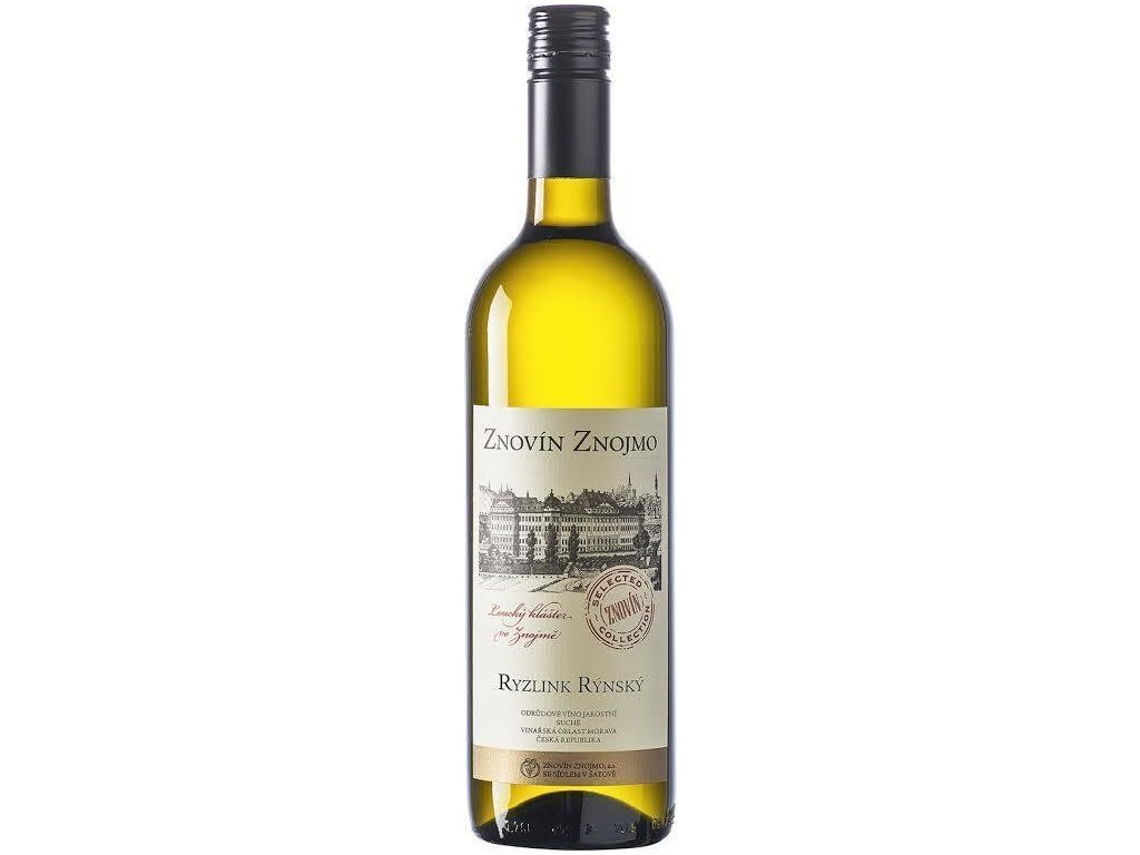 Ryzlink rýnský - jakostní víno GASTRO