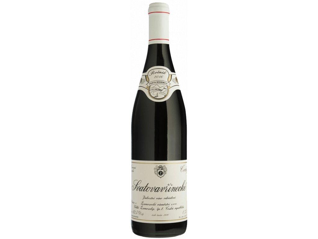 41972 zernosecke vinarstvi svatovavrinecke jakostni 2016 0 75l