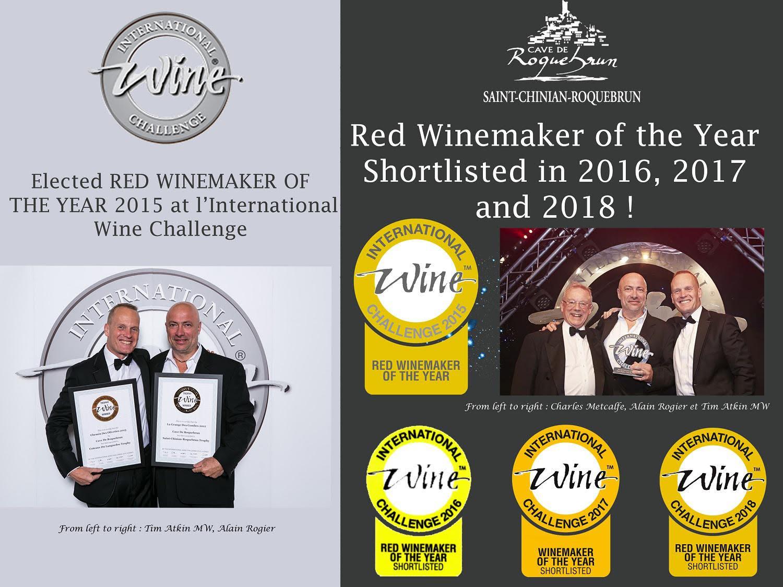 Red Winemarker 2016-18