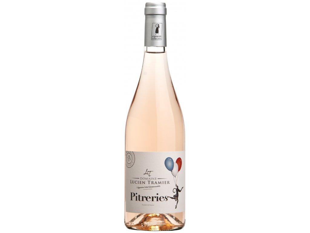 Domaine Lucien Tamier Pitreries rosé