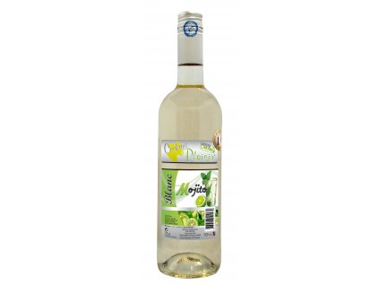 Blanc Mojito Cocktail Plaisir