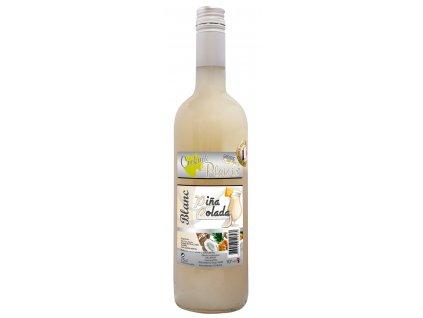 Blanc Pina Colada Cocktail Plaisir