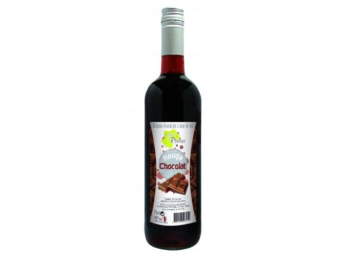 Copy of Rouge Chocolat fraicheur
