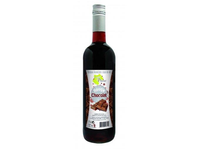 Rouge Chocolat fraicheur