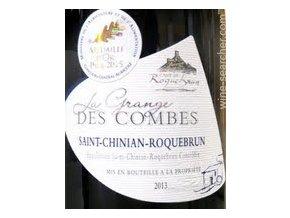 cave de roquebrun saint chinian roquebrun la grange des combes languedoc roussillon france 10865400t