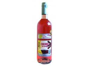 Rosé Caramel en Barre