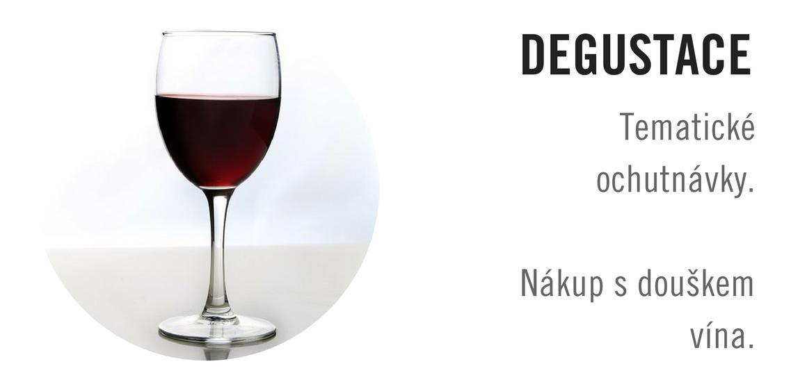Degustace vína v Podskalí