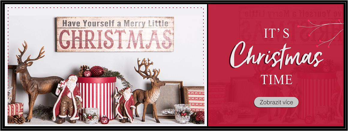 Výzdoba svátků Vánočních