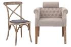 Židle, stoličky a křesla