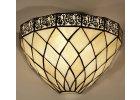 Nástěnná lampa Tiffany - 30*15*20 cm 1x E14 / Max 40W