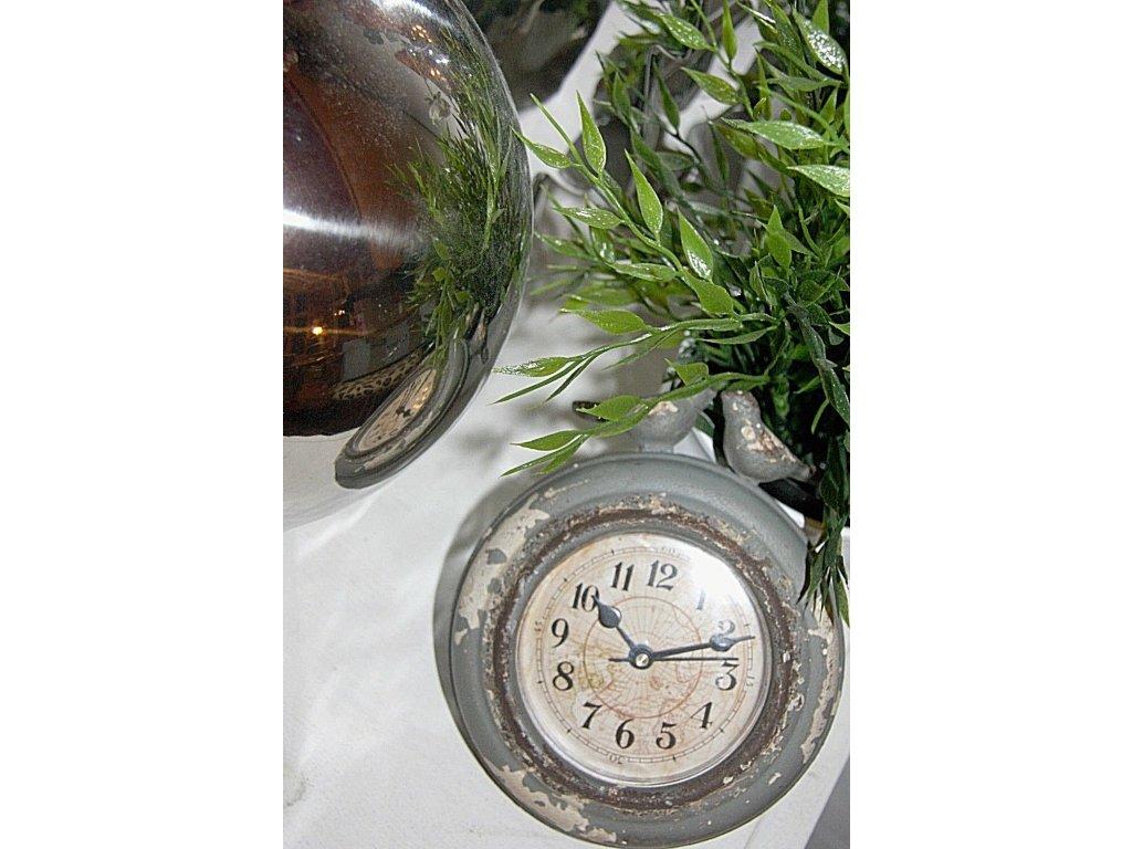 Clayre Eef Clock Tisch Uhr Early Birds Used (1)
