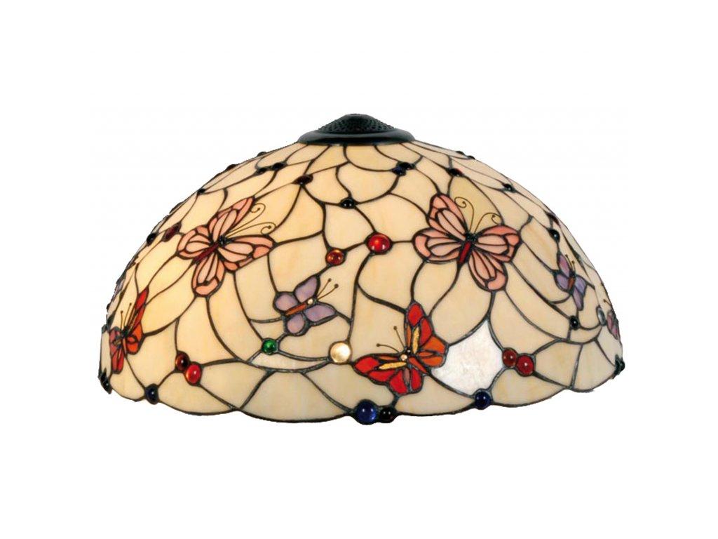 Stínidlo  Tiffany Butterfly Garden - pr.48 cm