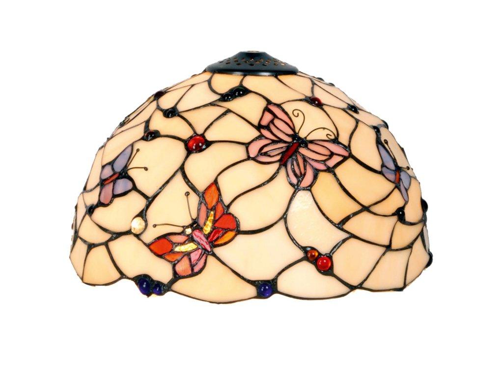 Stínidlo  Tiffany Butterfly Garden - pr.30*20 cm