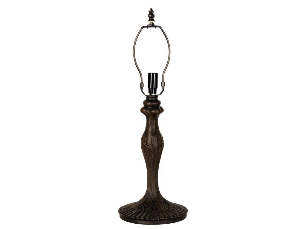 Noha ke stolní lampě Tiffany - Ø 15.5*42 cm 1x E27 / Max 60W