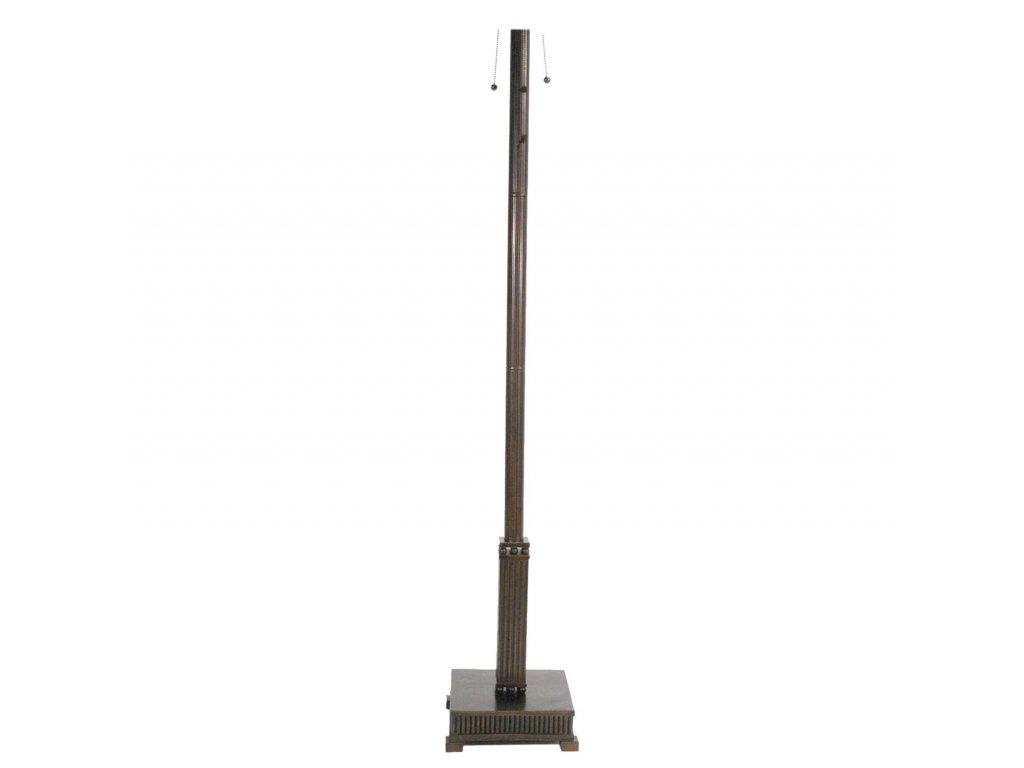 Tiffany noha ke stojací lampě - 26*26*155 cm 2x E27 / Max 60W
