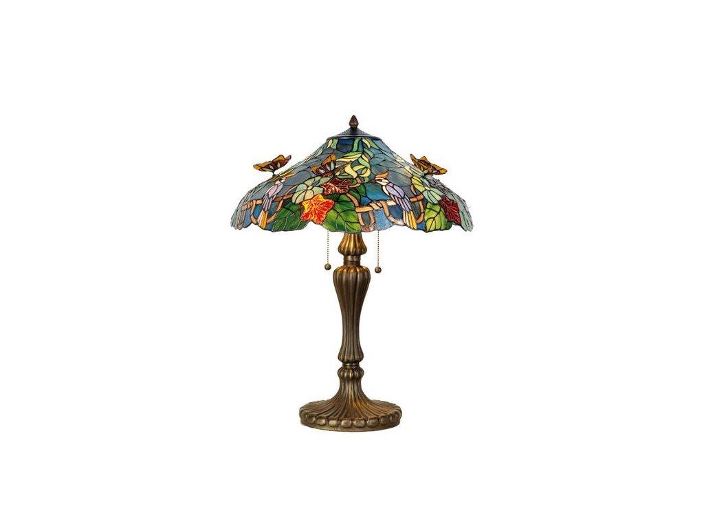 Stolní lampa Tiffany - Ø 52*65 cm 2x E27 / Max 60W