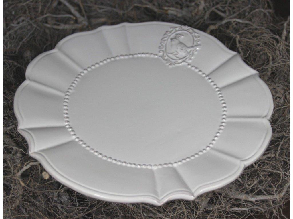 Talíř jídelní Queen of Birds -Ø 27 cm